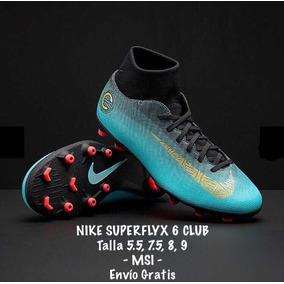 Tacos Para Futbol Nike Clasicos Son Del 5.5 (25.5) - Tacos y Tenis ... f835e7c6d664d
