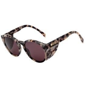 Moschino Mos017 S - Óculos De Sol Xlt K2 Bege Mesclado Brilh b2341ff947