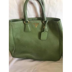 df65fc6552da3 Bolsa Prada Femininas Verde, Usado no Mercado Livre Brasil