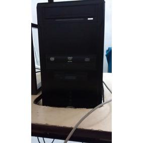 Cpu Negro Pentium4 Disco Duro 80 Gb 1 Gb Memoria Ram Reparar