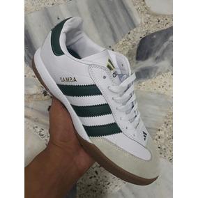 ce6db2a38a5a9 Tenis Adidas Samba Verdes - Ropa y Accesorios en Mercado Libre Colombia