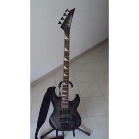 Bajo Eléctrico Jackson Js3 Concert Bass Unico En Vzla
