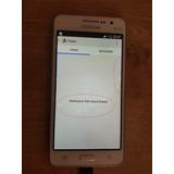 Samsung Gran Prime Duos G530 Semi Novo C/mancha De Luz