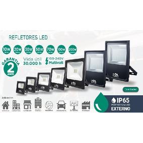 Refletor Led 6500k 50w Ip65