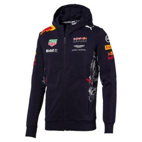 Jaqueta Red Bull Racing Masculino Marinho Puma Promoção 9695b83d788