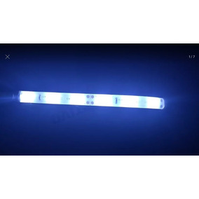 Barra Led 12v Para Carro Farol, Placa, Iluminacao Interna