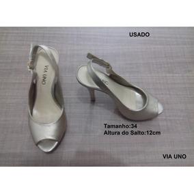 6dcc31e100 Scarpin Usado - Scarpins para Feminino em Paraná