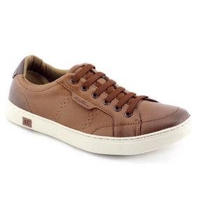 ba76cd40e Sapato Couro Kildare Saddle Marrom Masculino - Sapatos no Mercado ...