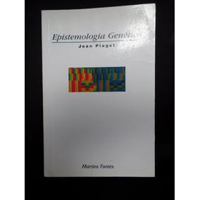 8a1cba5b5a3 Jean Piaget A Epistemologia Genetica - Livros no Mercado Livre Brasil