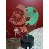 Lampara 3d, Led Diseños Navidad