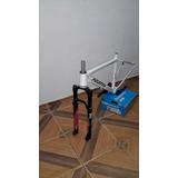 Kit 27.5 Quadro Astro Xtrolite/ Suspensao Rock Shox Sid Rct3