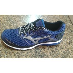Tênis Mizuno Iron 2 N Azul - Tênis no Mercado Livre Brasil 037959925eaf4