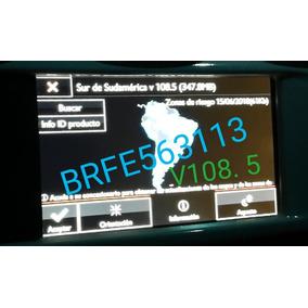 Mapas Citroen V110 + Puntos De Interes