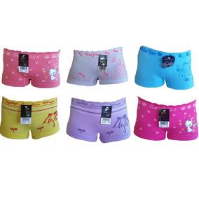 Calcinhas Infantil Boxer (tipo Shortinho) - Moda Íntima e Lingerie ... 03ea513135b