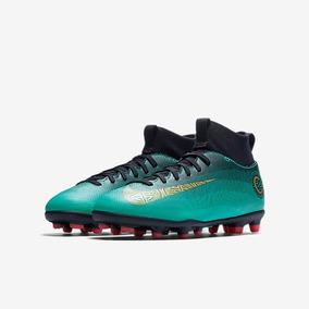 Chuteira Nike Mercurial Campo Infantil - Chuteiras Nike de Campo no ... 81e7171d606f4