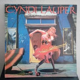 Lp Cyndi Lauper-she