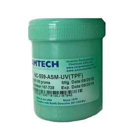 Fluxo Amtech Nc-559-asm-uv P/ Reballing Bga - Pote Com 100g