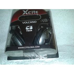 Headset Volcano (fone De Ouvido) Hpsis