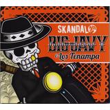 Big Javy Y Los Tenampa Skandalo Disco Cd