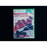 Need For Speed Most Wanted Limited Edition - Criterion Game