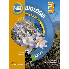 Moderna Plus - Biologia Das Populações - 3º Ano ( Novo )