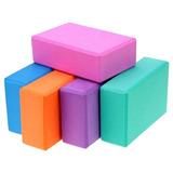 Ladrillo Yoga Pilates Bloque Goma Eva Colores Brick Calidad