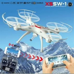 Drone Novo Na Caixa X5sw-1 Com Câmera Completo!!