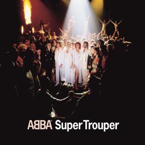 Abba Super Trouper Cd Bonus Importado Nuevo En Stock