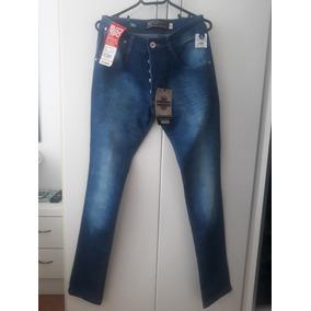 Calça Jeans Masculina Biotipo 38 Slim Sem Uso! 5aee60fb4ae