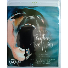 Blu Ray Pink Floyd The Wall
