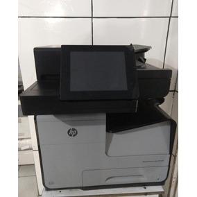 Multifuncional Hp Officejet Enterprise Color X585f