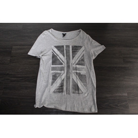 Camiseta H&m, Casaco Ellus E Bermuda Donna Karan