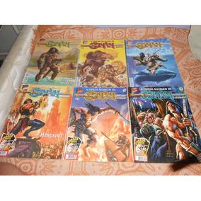 Hq A Espada Selvagem De Conan. 6 Ed. Conan Na America.