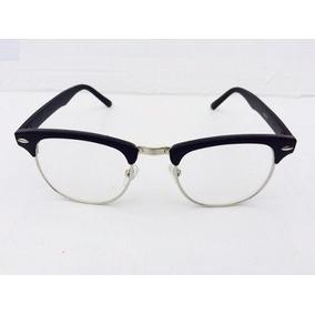 bc1ed88cc1f9a Armacao Oculos De Grau Clubmaster - Óculos no Mercado Livre Brasil