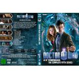 Dvd Doctor Who - A 5ª Temporada Completa Dublada E Legendada