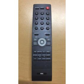 Control Remoto Aoc Pantalla Tv Gd-15 Con Baterias /e /v