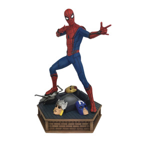 Marvel Premier Collection Spider-man Homecoming Resin Statue