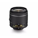 Lente Nikon 18-55, Af-p Dx