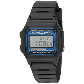 94c92ba954fb Reloj Casio F105w 1a Wch Illuminator. en Mercado Libre México