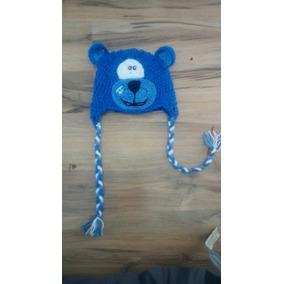 Touca Urso Croche Para Bebe - Calçados 4ecd5ebd88c