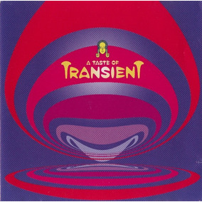 A Taste Of Transient - Cd Made In Europe 1996 Trance Exelent