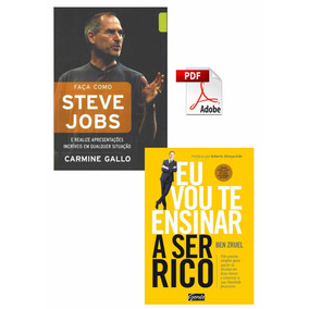 Eu Vou Te Ensinar Ser Rico - Livros no Mercado Livre Brasil 8db6591292
