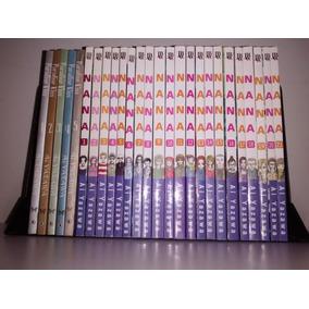 Coleção Mangás Nana + Paradise Kiss Completa
