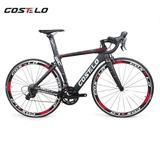 Bike Speedcoup 2018 Costelo