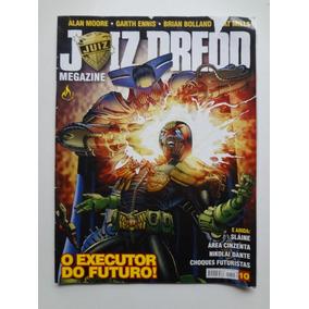 Gibi Juiz Dredd Megazine Nº 10