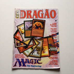 Revista Dragão Magic The Gathering Card Game N°10