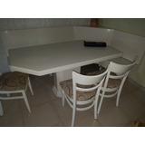 Mesa Con Rinconera Para Cocina Usada - Hogar, Muebles y Jardín ...