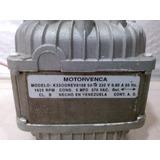 Motor Ventilador Motorvenca 50w 220v 1625 Rpm + Capacitador