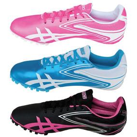 Zapatillas Atletismo Clavos Asics 8.5 Y 9.5 Usa Dama Leer!