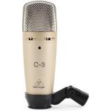 Behringer C3 Microfono Condenser Cardioide